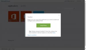 """Ilustración 26 – Instalación del complemento para Internet Explorer """"Access Panel Extension"""" para acceder a aplicaciones publicadas en Azure Active Directory."""