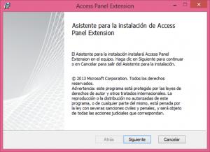 """Ilustración 27 – Instalación del complemento para Internet Explorer """"Access Panel Extension"""" para acceder a aplicaciones publicadas en Azure Active Directory."""