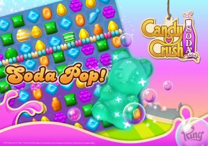 Candy Crush Soda Saga en Windows 10