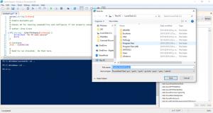 Ilustración 6 – Windows PowerShell ISE(2)