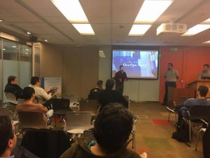 TechNight edición 27/07/2017 | Presentación de DevOps por Pablo Di Loreto, Fernando Sonego y Nicolás Granata