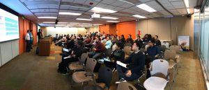 Global Azure Bootcamp 2017 | Inicio de jornada con muchos participantes