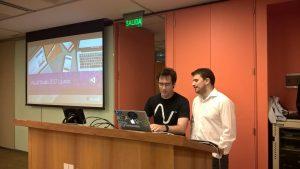Global Azure Bootcamp 2017 | Guillermo Bellmann y Pablo Di Loreto, organizadores del evento