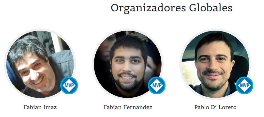 .NET Conf Global | Organizadores Globales de la Conferencia