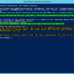 Verificaciones previas a la generación del archivo de configuración para Conación de Controladores de Dominio en Active Directory