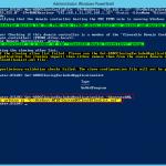 """Agregado de aplicación a la lista de aplicaciones excluidas a través del CMDLet """"Get-ADDCCloningExcludedApplicationList –GenerateXml"""""""