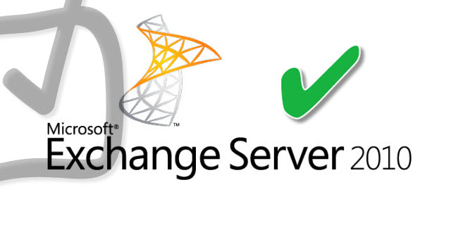 Microsoft Exchange Server 2010 Health Status