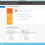 Windows Server 2012 instalado.