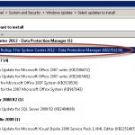 Instalación de Data Protection Manager 2012 (DPM 2012)