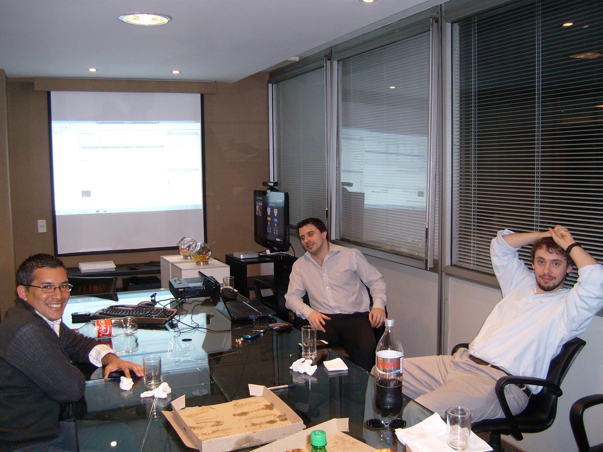 Evento Capacitación en Windows Server 2012 - Martes 09 de Octubre de 2012
