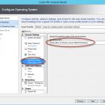 Creación de Plantilla (Template) en System Center Virtual Machine Manager 2012 - Personalización del Sistema Operativo