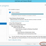 "Instalación de Rol ""Active Directory Domain Services"" en Windows Server 2012"
