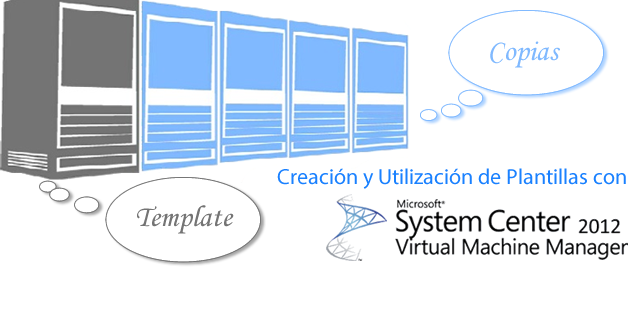 Templates en System Center Virtual Machine Manager 2012