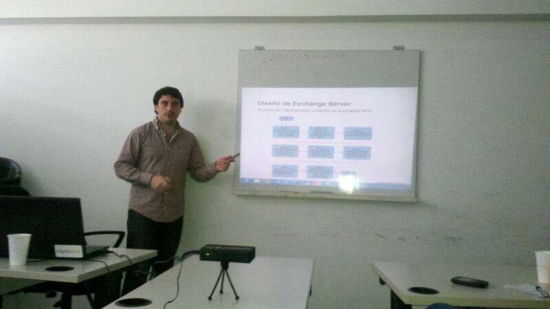 Presentación Exchange Server 2013
