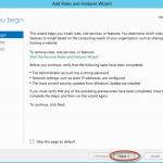 Ilustración 3 – Asistente para Instalación de Rol Hyper-V en Windows Server 2012.