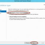 Ilustración 4 – Asistente para Instalación de Rol Hyper-V en Windows Server 2012.