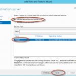 Ilustración 5 – Asistente para Instalación de Rol Hyper-V en Windows Server 2012.