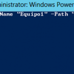 Ilustración 13 – Módulo de PowerShell para Hyper-V en Windows Server 2012. Agregado de Virtual Disk para Equipo Virtual mediante Add-VMHardDiskDrive.