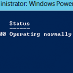 Ilustración 25 – Módulo de PowerShell para Hyper-V en Windows Server 2012. Eliminación de Equipo Virtual.