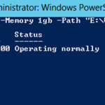 Ilustración 5 – Módulo de PowerShell para Hyper-V en Windows Server 2012. Creación de Equipo Virtual mediante New-VM.