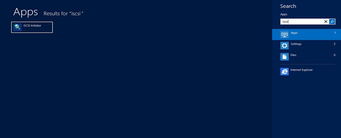 Ilustración 21 – iSCSI Initiator. Configuración del Equipo Remoto.