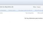 Ilustración 21 - Consola de Administración de Windows Intune. Grupos de Usuarios y Equipos.