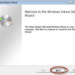 Ilustración 31 - Consola de Administración de Windows Intune. Agregado de Equipos. Instalación de Software por el Administrador.