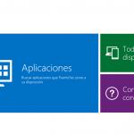 Ilustración 40 - Consola de Administración de Windows Intune. Portal de Windows Intune para la organización.
