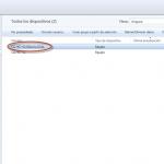 Ilustración 43 - Consola de Administración de Windows Intune. Portal de Windows Intune para la organización.