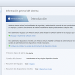 Ilustración 5 - Consola de Administración de Windows Intune. Administración de Directivas (Políticas).