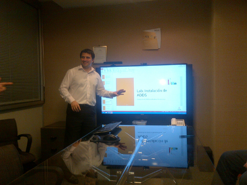 Pablo Di Loreto - Evento Capacitación Active Directory Domain Services 2012 - 2013 03