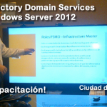 Evento Capacitación Active Directory Domain Services en Windows Server 2012 - Marzo 2013