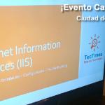 Evento Capacitación en IIS 8 de Windows Server 2012 - Febrero 2013