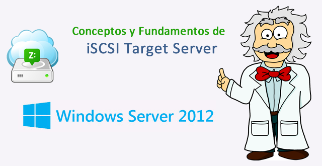 iSCSI Target en Windows Server 2012 - Conceptos y Fundamentos