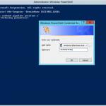 """Ilustración 2 – Ejecución de comando """"Add-Computer"""" para agregar el servidor miembro al dominio de Active Directory Domain Services llamado TECTIMES.LOCAL."""