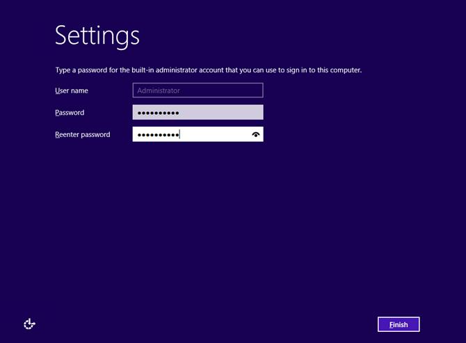 Ilustración 11 – Instalación de Windows Server 2012 R2 Preview.