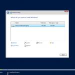 Ilustración 9 – Instalación de Windows Server 2012 R2 Preview.
