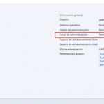Ilustración 23 – Agregado de cuenta de Windows Intune para Administración Directa en un dispositivo Android. Visibilidad del Equipo desde la Consola de Administración de Windows Intune.
