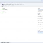 Ilustración 2 – Visualización de Dispositivos administrados por Windows Intune desde la Consola de Administración.