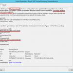 Ilustración 6 – Identificación de Suceso en el Event Viewer que nos informa la detección de una restauración de snapshot en el DC virtualizado.