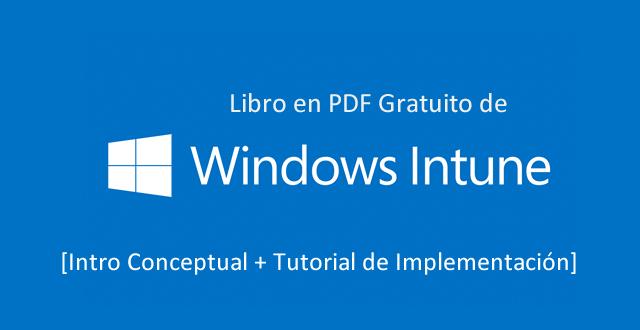 Microsoft Intune - Libro Gratuito en PDF
