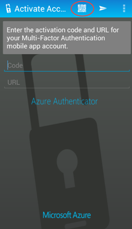 Ilustración 13 – Configuración de Autenticación Multifactor en Office 365 | Configuración de la App en Android.