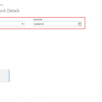 Ilustración 2 – Creación de una red virtual en Microsoft Azure. Selección de nombre y región para la red virtual.
