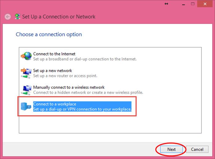 Ilustración 2 – Asistente para creación manual de marcado VPN Point-To-Site hacia Microsoft Azure.