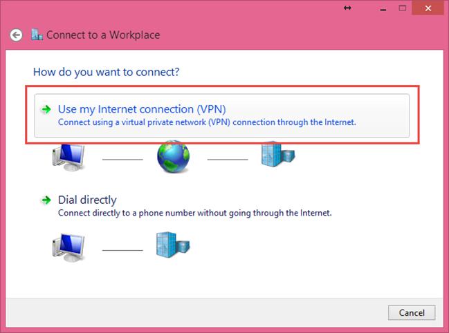 Ilustración 4 – Asistente para creación manual de marcado VPN Point-To-Site hacia Microsoft Azure.