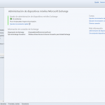Ilustración 38 – Configuración de Microsoft Exchange en su versión Online para que cuentas de correo electrónico agregadas a dispositivos sean detectados por Windows Intune.