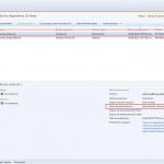 Ilustración 22 – Agregado de cuenta de Windows Intune para Administración Directa en un dispositivo Android. Visibilidad del Equipo desde la Consola de Administración de Windows Intune.
