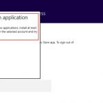 Ilustración 13 – Configuración de Acceso Asignado (Kiosk Mode) en Windows 8.1 | Configuración del Acceso Asignado para el Usuario Local.