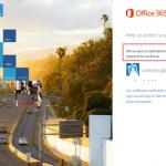 Ilustración 27 – Configuración de Autenticación Multifactor en Office 365 | Inicio de Sesión a través de la web.