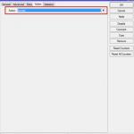 Ilustración 23 – Configuración de EndPoint On-Premise. Configuración de Mikrotik: Reglas de Firewall.